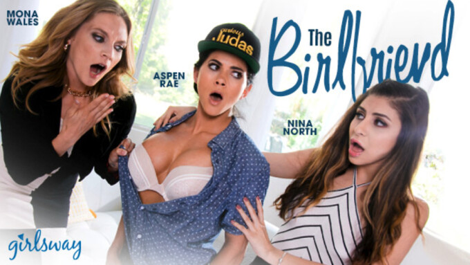 Girlsway Unveils 'The Birlfriend'