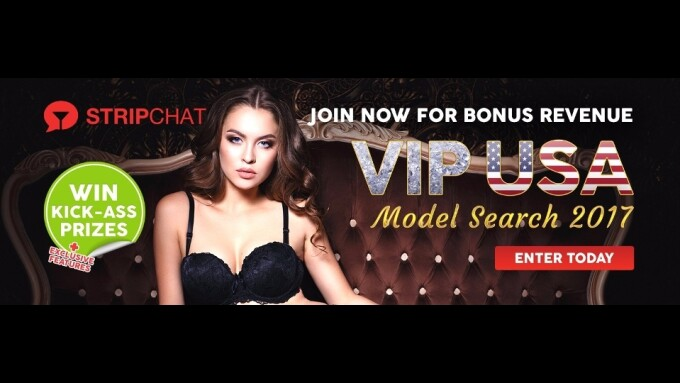 Stripchat Seeks U.S. Models to Crown a 'VIP Queen'