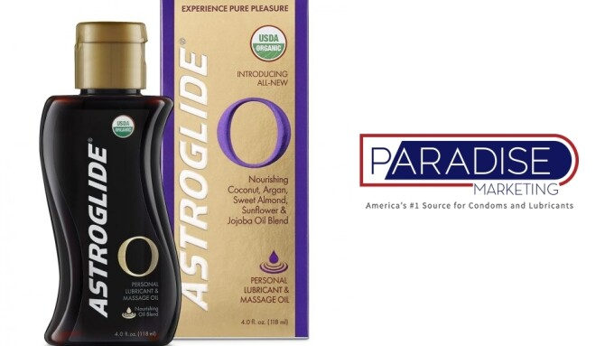 Paradise Marketing to Feature Astroglide, Trustex Flavored Condoms at ANME