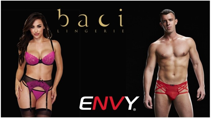 Baci Lingerie, Envy to Preview New Styles at ANME