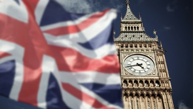 U.K. Aims to Enforce Age Checks on Adult Sites by April
