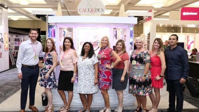 CalExotics Reports Success at ANME