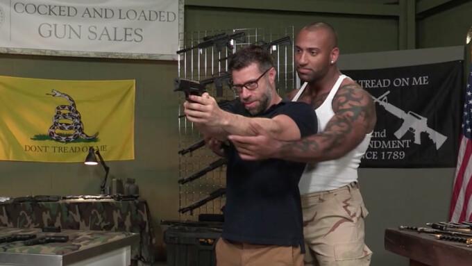 Raging Stallion's 'Gun Show' Now on DVD, VOD