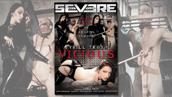 Severe Sex Releases 'Cybill Troy Is Vicious'
