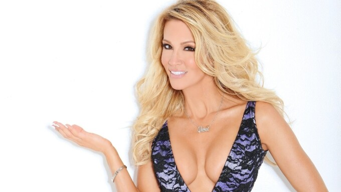 Jessica Drake Seeking Pleasure Products for New Video Guide