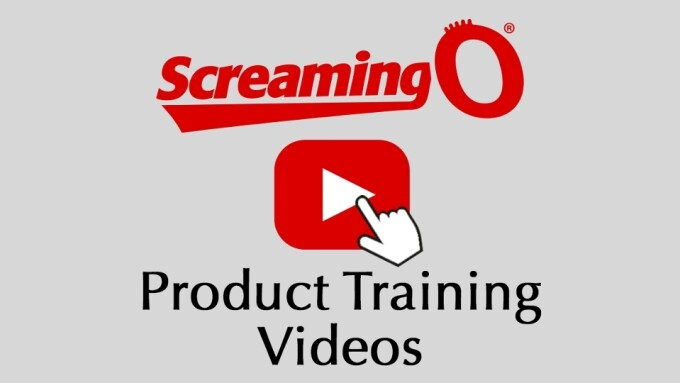 Screaming O Reveals New Training Videos for Fall 2017 Intimate Toys