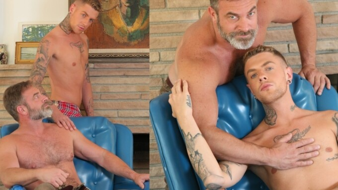 Chi Chi LaRue Directs 'Finding Father,' Her 1st Title for Icon Male