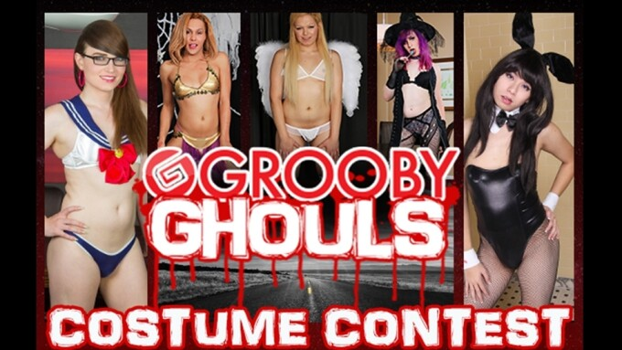 Grooby Announces 'Grooby Ghouls' Halloween Costume Contest