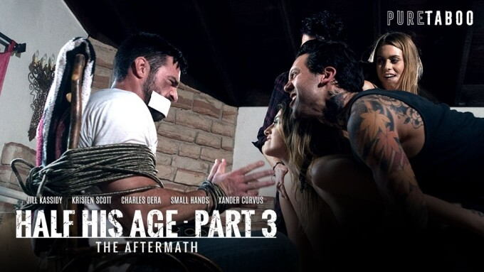 PureTaboo's 'Half His Age' Concludes With 'The Aftermath'