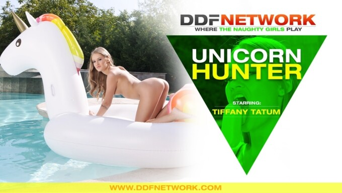 Tiffany Tatum Stars in DDF Network's 'Unicorn Hunter'