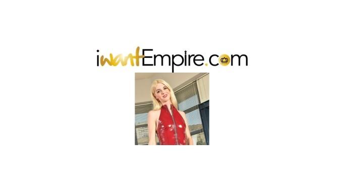 iWantEmpire Signs TS Mandy Mitchell as Brand Ambassador