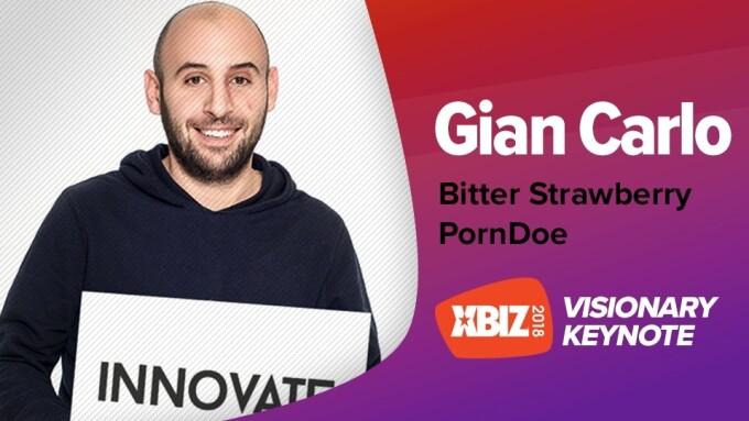 Gian Carlo to Keynote XBIZ 2018 Show