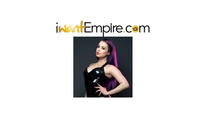 iWantEmpire Sponsors Femdom Goddess Valora's 30th Birthday Party