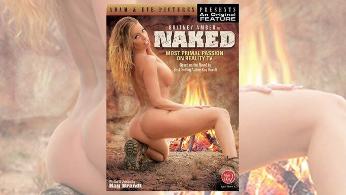 Adam & Eve Releases Kay Brandt's 'Naked'