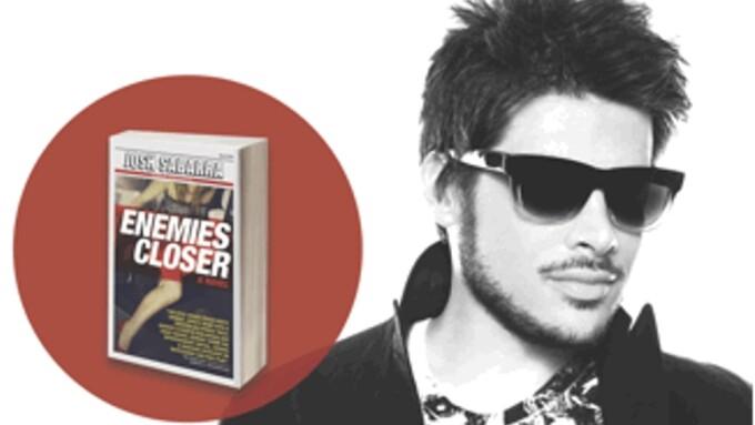 Jimmyjane Helps Promote Josh Sabarra's New Novel