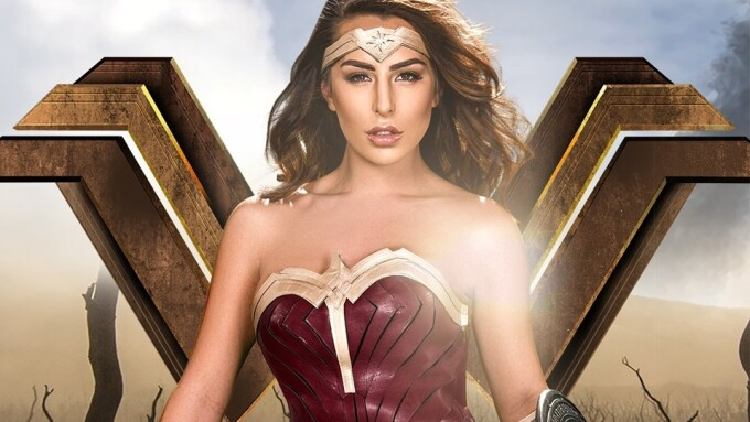 TransAngels to Deliver 1st Parody — 'Wonder Woman'