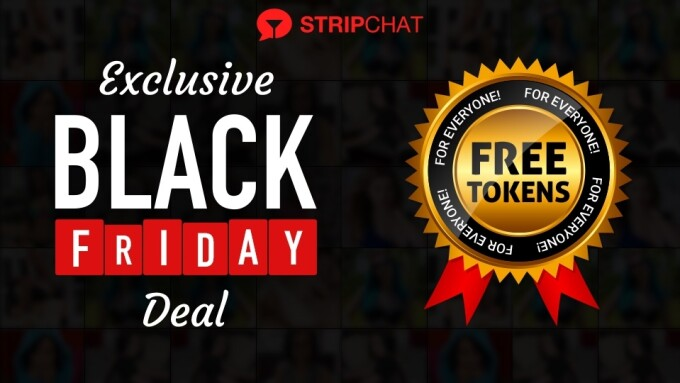 Stripchat Offers Black Friday Promo