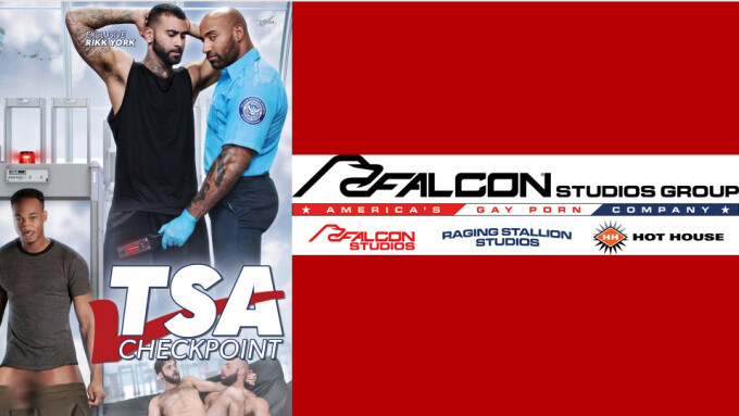 Raging Stallion Releases 'TSA Checkpoint'