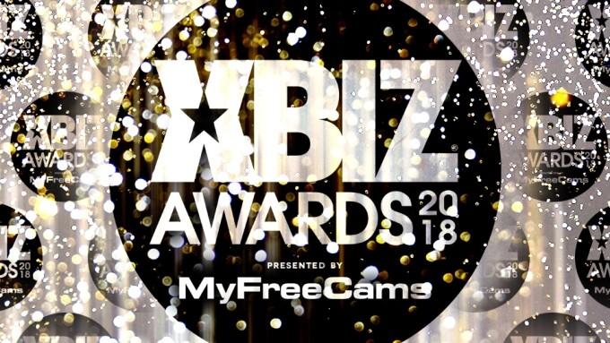 Fan Voting Now Open for 2018 XBIZ Awards