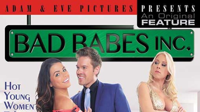 Adam & Eve Taps Will Ryder Again Following 'Bad Babes' Success