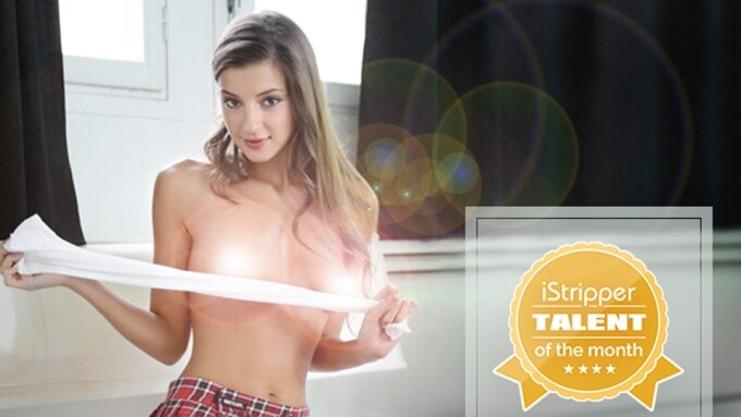 iStripper Names Melena Maria Rya December's 'Talent of the Month'