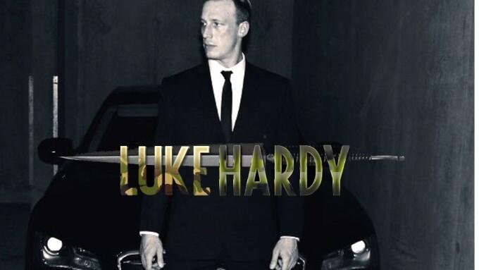 ARL Cash Signs U.K. Star Luke Hardy for LukeHardyxxx.com