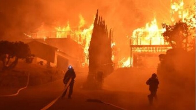 GoFundMe Account Started for Those Affected by California Wildfires