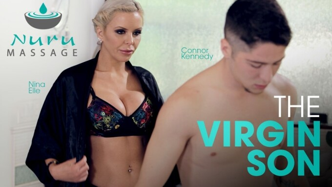 Gamma's NuruMassage.com Releases 'The Virgin Son'