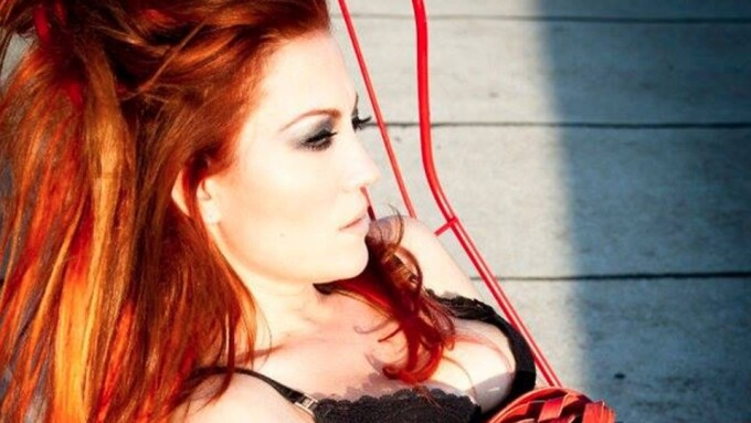 Hudsy Hawn to Teach 'Head to Toe BDSM' Class This Sunday