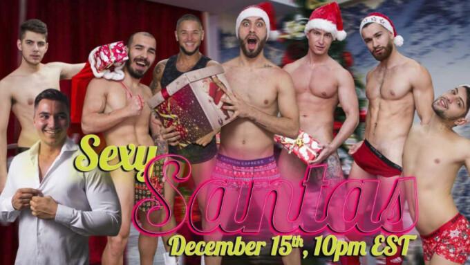 Studio 20 Announces 'Sexy Santas Party' on Dec. 15
