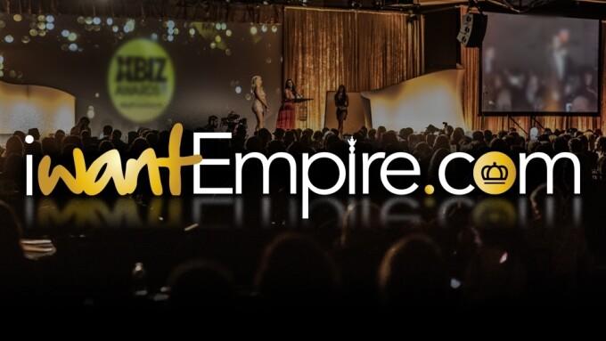 iWantEmpire Named Talent Sponsor for 2018 XBIZ Awards