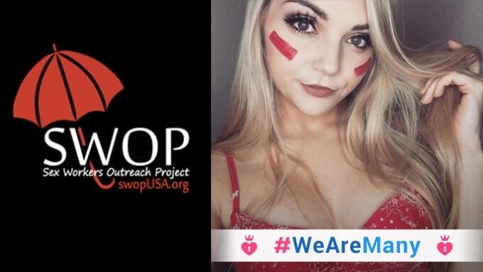 ManyVids Campaign Donates $12K to SWOP-USA