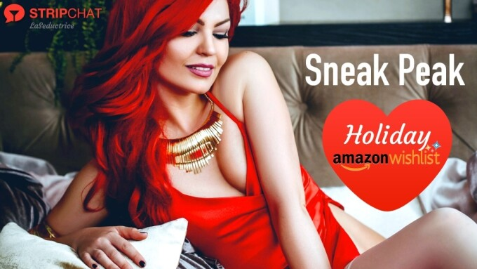 Stripchat Reveals Cam Girls' Holiday Wish Lists
