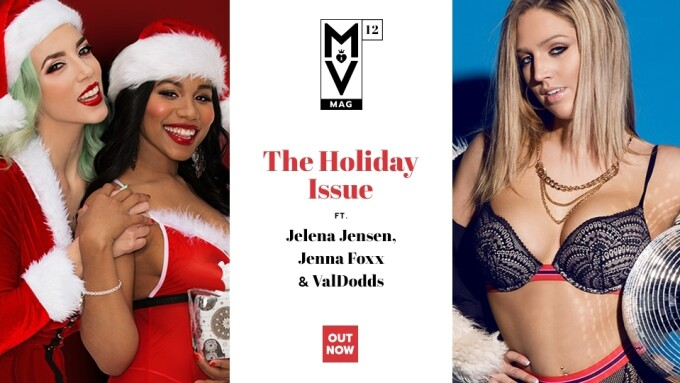 ManyVids Presents MV Mag's 'Holiday Issue'