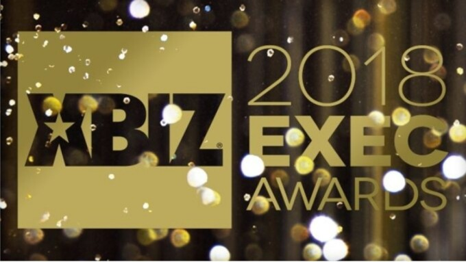 XBIZ Announces 2018 Retail Industry Exec Award Winners
