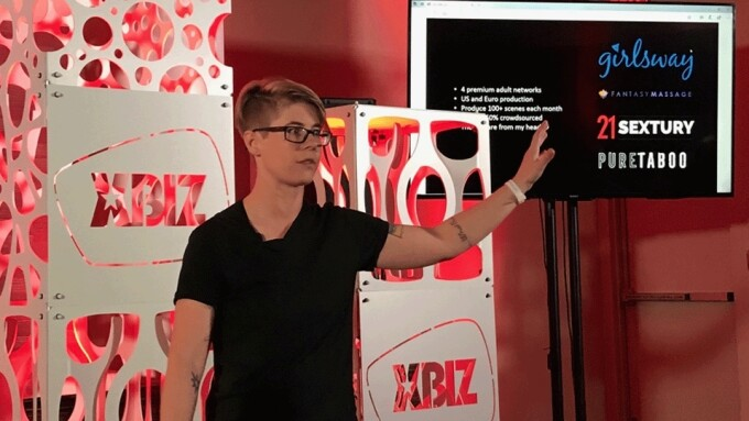 XBIZ 2018: New 'XBIZ Talk' Series Offers Wealth of Perspectives