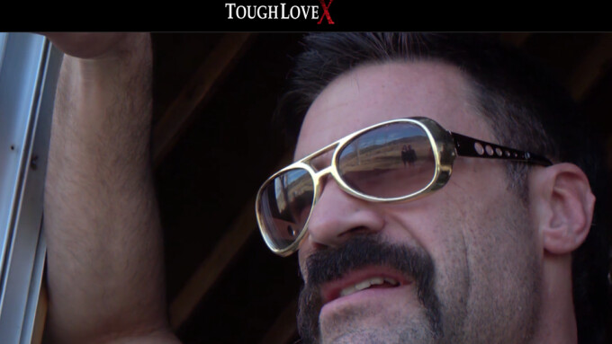 2018 XBIZ Best Actor Charles Dera Launches ToughLoveX.com