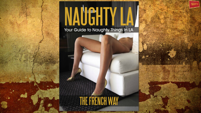Sienna Sinclaire Launches 'Naughty L.A.' Magazine