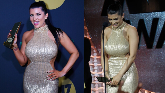 Romi Rain Rocks Performer of the Year Crown