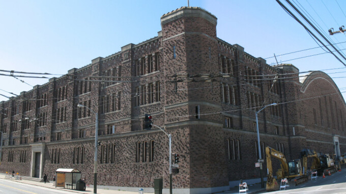 S.F. Armory Sells for $65 Million