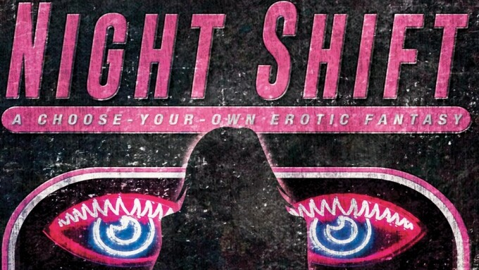 Joanna Angel's 'Nightshift' Becomes Amazon Bestseller