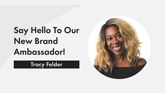 COTR Selects Tracy Felder as Brand Ambassador