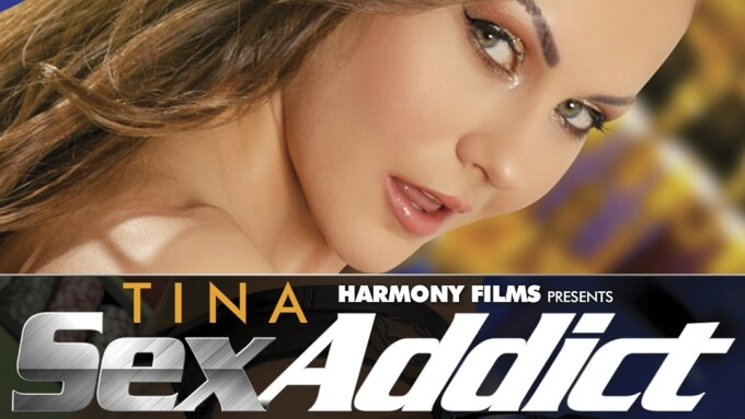 Tina Kay Stars in Harmony's 'Sex Addict' Series