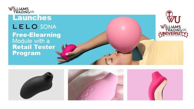 Williams Trading Launches LELO Sona E-Learning Module
