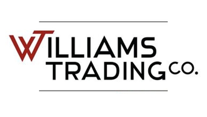 Williams Trading Co. Offering 30% Discount on Top Brands