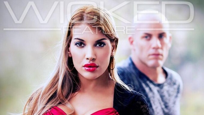 Mercedes Carrera, Derrick Pierce Go on a 'Second First Date' for Wicked Pictures
