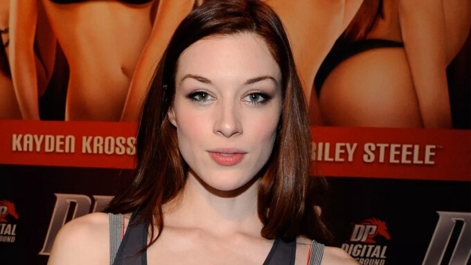 Stoya Pens N.Y. Times Op-Ed Column on 'Good Porn'