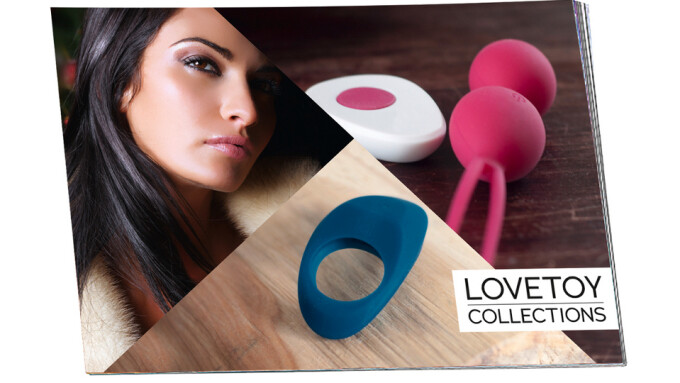 Orion Wholesale Unveils New Promo Material for Lovetoy Collections