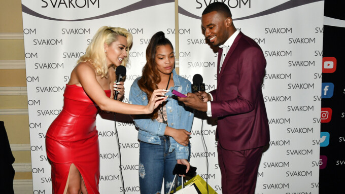 Svakom Hosts Booth at Star-Studded Oscars Gifting Suite