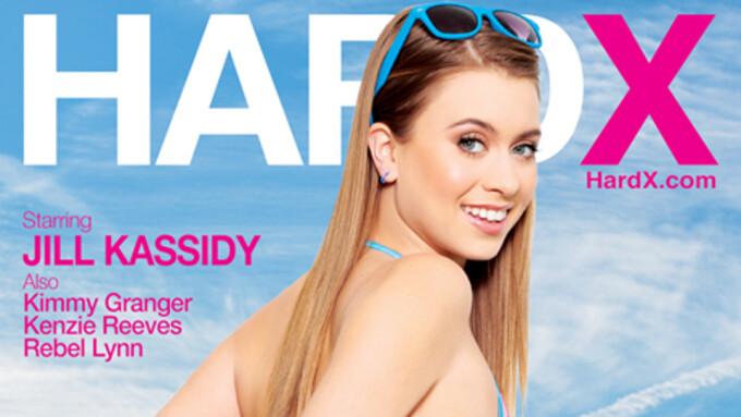 Jill Kassidy Stars in Hard X's 'Super Cute'